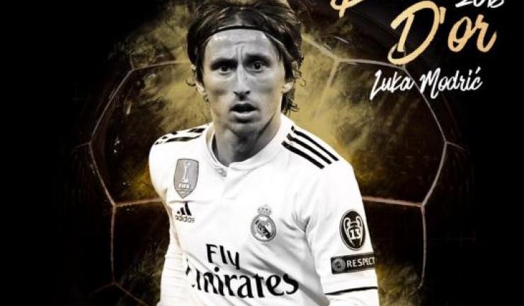 Modric a câştigat în acest an Liga Campionilor şi a fost finalist la Cupa Mondială din Rusia (sursa foto: Facebook UEFA Champions League)
