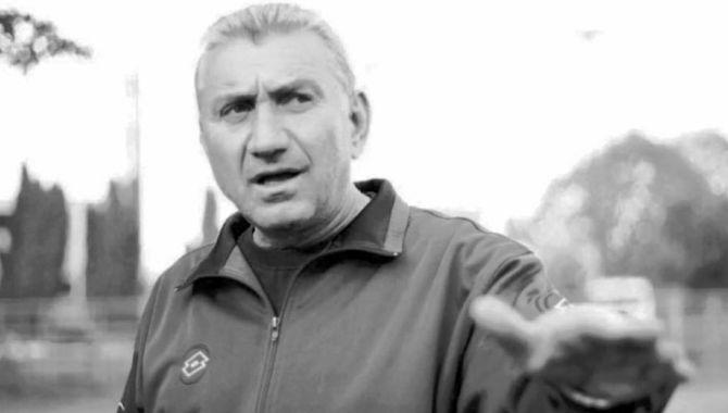 Ilie Bărbulescu (1957-2020) - sursa foto: Facebook FC Argeş