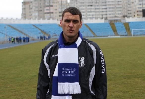 """Ion Barbu, antrenor secund SSC Farul: """"Cea mai mare realizare a carierei mele sportive este finala Cupei României, din 11 mai 2005"""""""