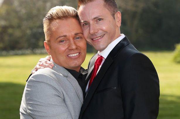 Milionarii Barrie şi Tony Drewitt-Barlow
