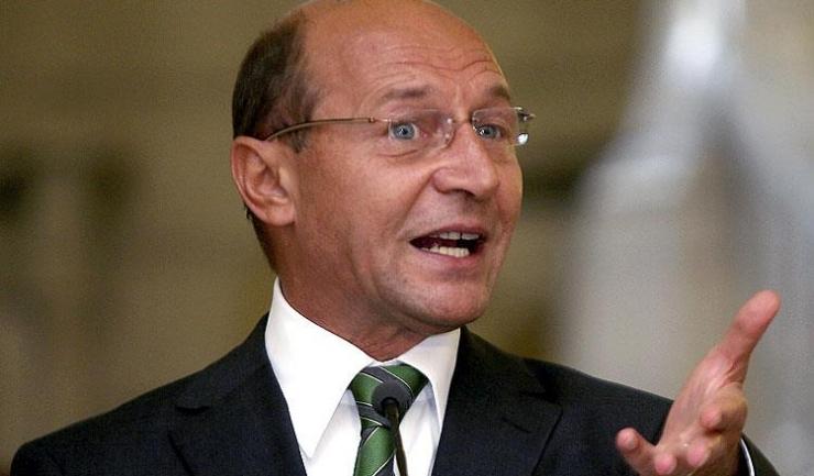 Traian Băsescu este un susţinător al unirii dintre Republica Moldova şi România