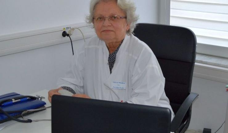 Medicul infecţionist Rodica Mătuşa, membru al Consiliului de administraţie al Fundaţiei Baylor Marea Neagră