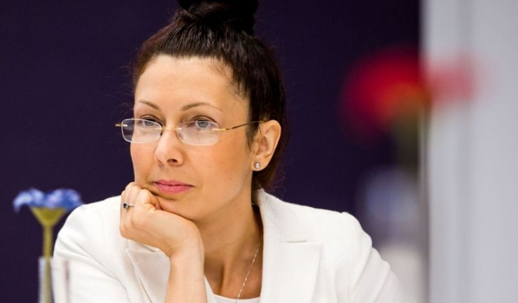 Psihologul clinician Ana-Maria Schweitzer, directorul executiv al Fundaţiei Baylor Marea Neagră