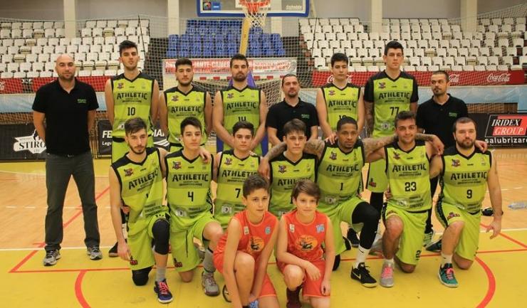 Baschet Club Athletic Constanța este practic calificată în faza semifinală