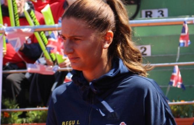 Irina Begu nu a putut încheia partida din primul tur de la Nurnberg