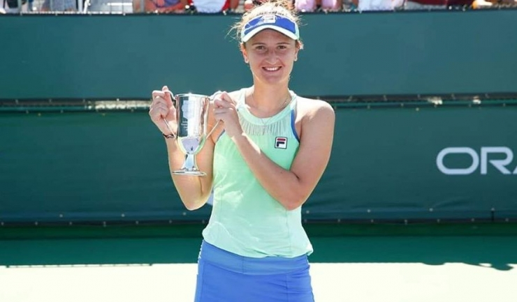 Irina Begu a urcat pe locul 82 pe locul 70