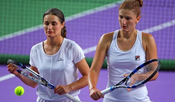 Monica Niculescu și Irina Begu