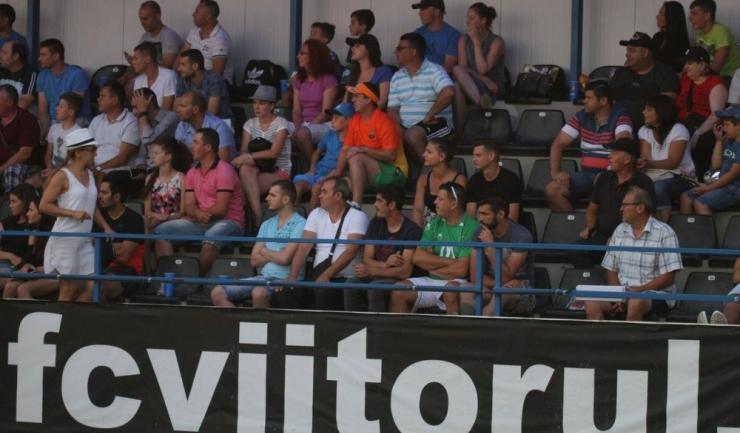 Suporterii constănţeni sunt aşteptaţi să o susţină pe Viitorul în lupta pentru calificarea în grupele UEFA Europa League