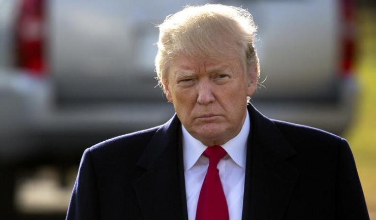 Președintele american Donald Trump este afectat direct de problemele din Congresul SUA