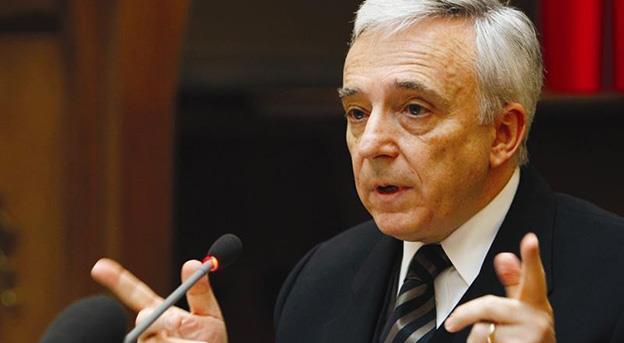 """Guvernatorul BNR, Mugur Isărescu: """"Sunt părți din legea privind taxarea activelor bancare pe care cu greu le înțelegem..."""""""