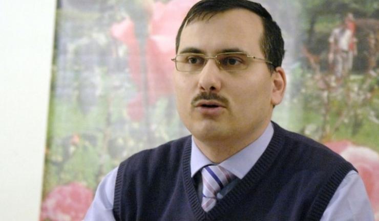 Preşedintele asociaţiei TATA, Bogdan Drăghici