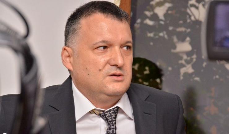 Președintele PNL Constanța, deputatul Bogdan Huțucă