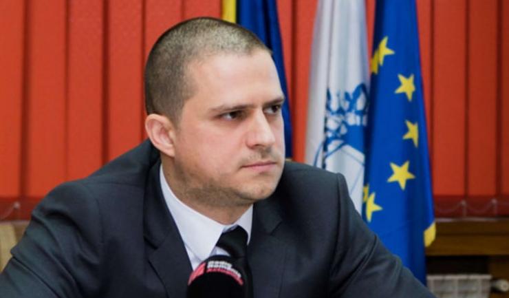 Ministrul Turismului, Bogdan Trif, s-a aflat vineri, într-un control, pe litoral