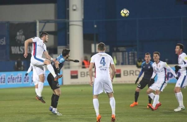 FC Botoşani a pierdut, surprinzător, pe teren propriu