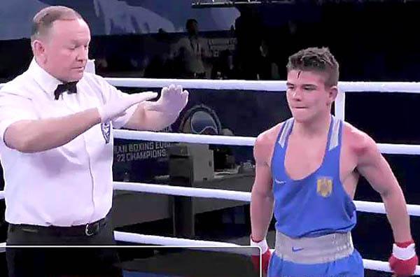 Cosmin Gîrleanu (sursa foto: Facebook Federatia Romana de Box)