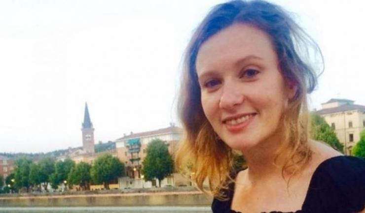 În vârstă de 30 de ani, Rebecca Dykes lucrase în trecut în Libia și Irak