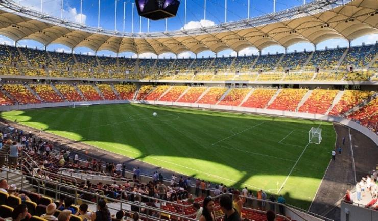 Arena Națională din Capitală va găzdui partide ale Campionatului European de fotbal din anul 2020