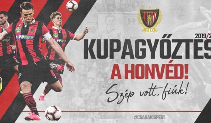 Sursa foto: Facebook Budapest Honvéd FC