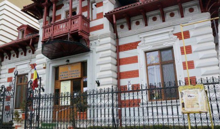 """Evenimentul este organizat de Centrul Cultural Județean Constanța """"Teodor T. Burada"""""""