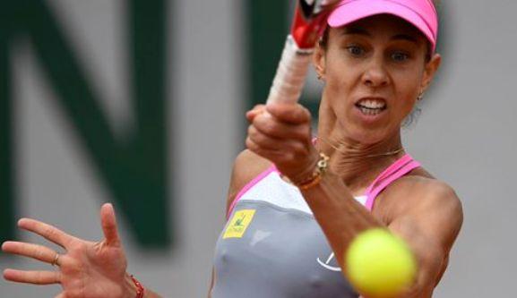 Mihaela Buzărnescu a ratat semifinalele la dublu, la Qatar Open