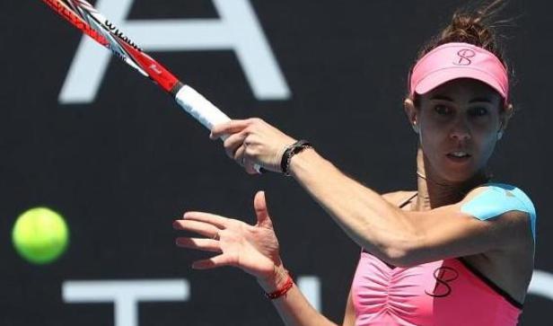 Mihaela Buzărnescu a câştigat, marţi, meciurile susţinute la simplu şi dublu la Strasbourg