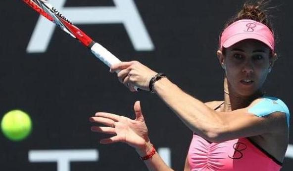 Mihaela Buzărnescu s-a oprit în optimi la Charleston