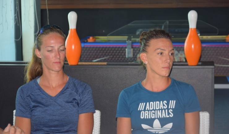 Beata Vaida şi Marina Cojocaru s-au calificat în penultimul act