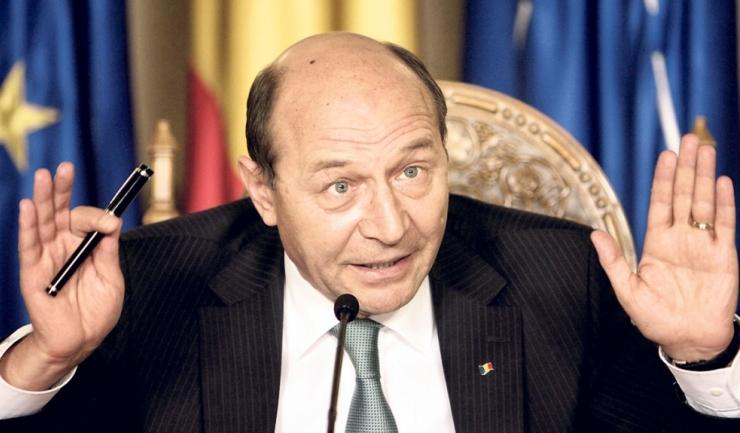 """Traian Băsescu: """"Kovesi, Maior şi Coldea nu făceau vreo analiză literară la Oprea acasă în noaptea alegerilor prezidențiale din 2009. Pentru asta vor trebui să răspundă"""""""
