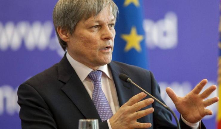"""Dacian Cioloş: """"Mă gândesc serios la modul în care să ţin aproape echipa încropită anul trecut"""""""