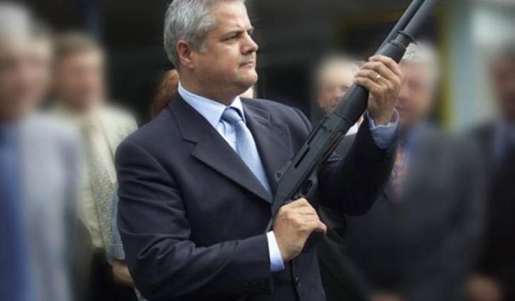 """Adrian Năstase: """"Slugile idioate ale regimului Băsescu - Macovei NU vor o dezbatere reală despre Justiţie!"""""""