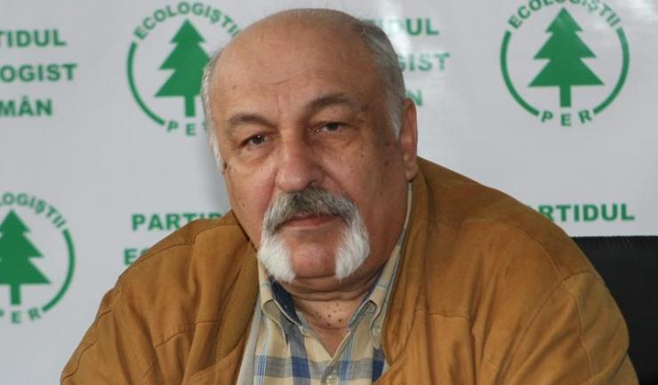 """Fost primar al Medgidiei, Mircea Pintilie a fost repatriat de PSD și """"uns"""" vicepreședinte al organizației locale din Medgidia"""