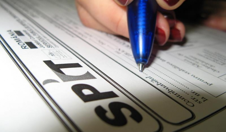Declarațiile fiscale pot fi depuse online, prin fax sau prin poștă