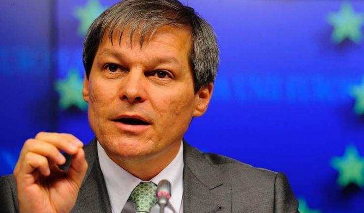 """Premierul Dacian Cioloş: """"Nu voi candida la alegerile parlamentare din toamnă, pentru că am promis acest lucru şi vreau să am credibilitatea unui premier independent"""""""