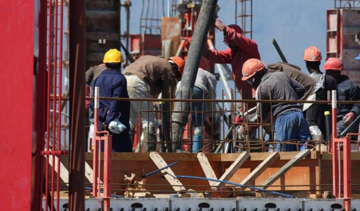 Lucrările de construcții au crescut anul trecut cu peste 10%