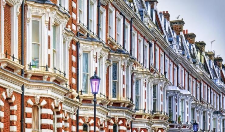 Proprietățile din Londra se vând mult mai greu după Brexit