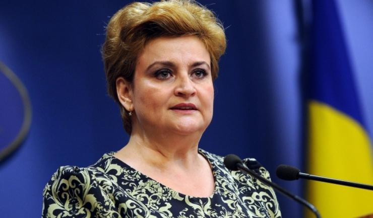 Grațiela Gavrilescu, ministrul delegat pentru Relația cu Parlamentul, a fost audiată timp de aproape două ore la DNA, în dosarul OUG 13
