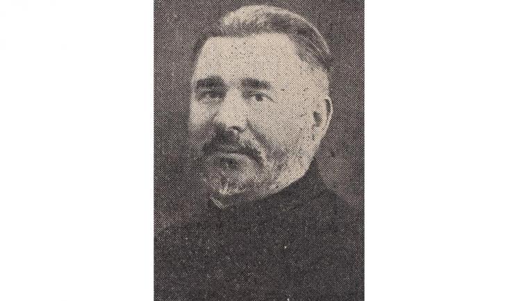 Preotul Ioan Georgescu