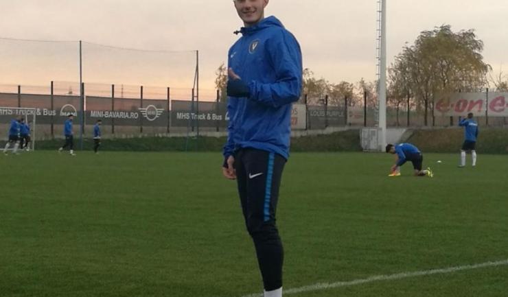 Carlo Casap vrea să revină cât mai repede într-un meci oficial