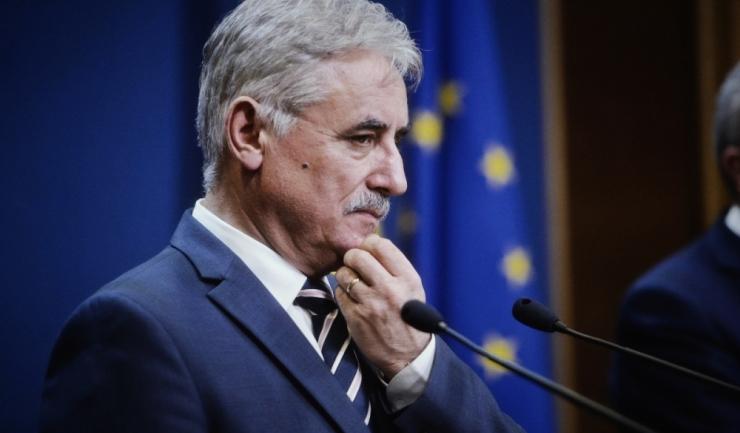 """Ministrul Finanțelor, Viorel Ștefan: """"Nu s-a discutat nici măcar în liftul Ministerului Finanțelor despre naționalizarea pensiilor private"""""""