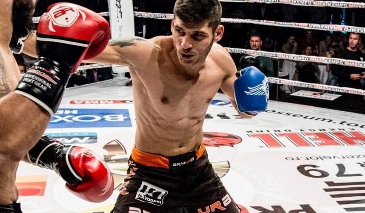 Petrică Purcaru a fost eliminat încă de la primul meci susținut la Naționalele de box