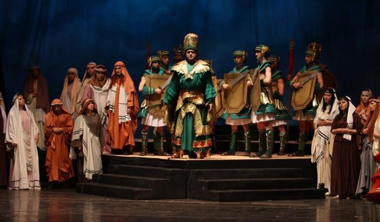 Cu Nabucco, publicul meloman se va (re)întâlni sâmbăta aceasta, de la ora 18.30