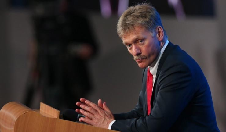 """Purtătorul de cuvânt al Kremlinului, Dmitri Peskov: """"A acuza Rusia de minciună după declaraţiile celor doi cetăţeni ruşi este absurd. Ei sunt simpli cetăţeni. Nu au nicio legătură cu guvernul rus"""""""