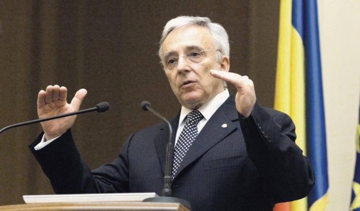 """Guvernatorul BNR, Mugur Isărescu: """"Remarcăm o tendință de depreciere de durată a leului, legată de deteriorarea balanței comerciale"""""""