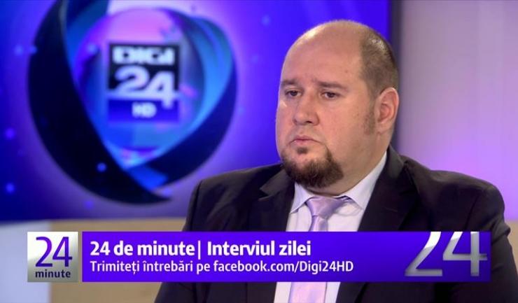 Procurorul-șef al DIICOT, Daniel Horodniceanu: