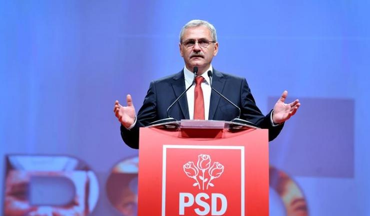 """Președintele PSD, Liviu Dragnea: """"Dacă președintele va desemna premierul rapid, putem vota Guvernul până la finele anului, în așa fel încât cel mai târziu în 12 - 15 ianuarie bugetul să fie aprobat"""""""