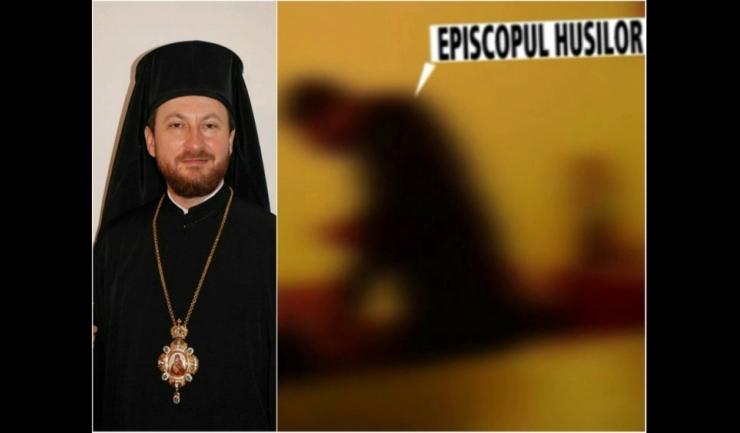 """Concurent de la Vocea României, """"asediat"""" sexual de Episcopul de Huşi"""
