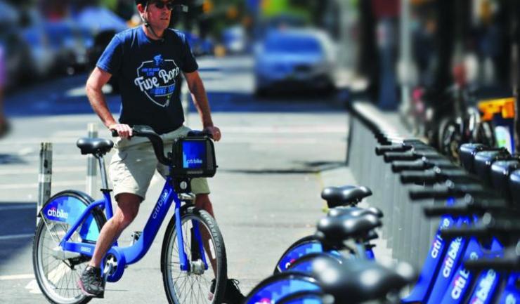 Constănțenii vor putea folosi maximum două ore bicicletele luate gratuit din sistemul de bike-sharing