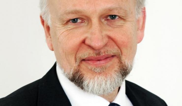 Dr. Bjorn Erikstein, CEO al Spitalului Universitar Oslo