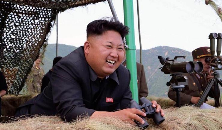 Liderul nord-coreean Kim Jong Un: