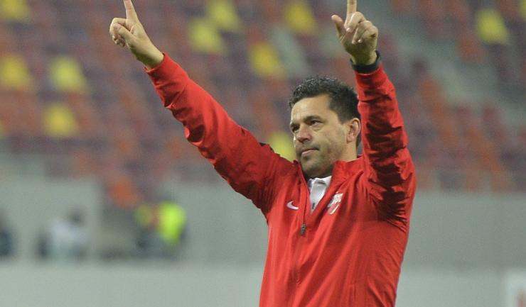 Cosmin Contra și-a împlinit visul: va antrena naționala României!